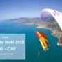Offre de Noël 2020  / Bon cadeau vol en parapente biplace