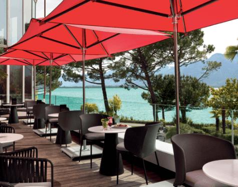 Vol parapente Villeneuve / Montreux